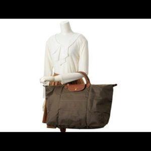 Longchamp Le Pliage Folding Travel Bag