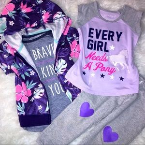 Other - 👧🏻2T - 24 Month Pretty in Purple Bundle👑