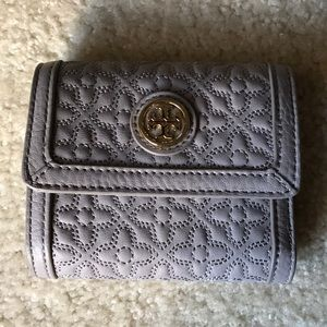 Tory burch trifold wallet