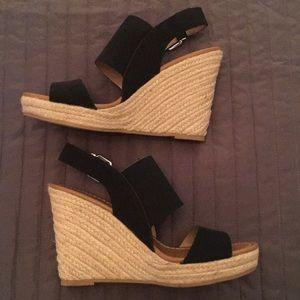 NWOT Dolce Vita x Target Sandals, sz 7
