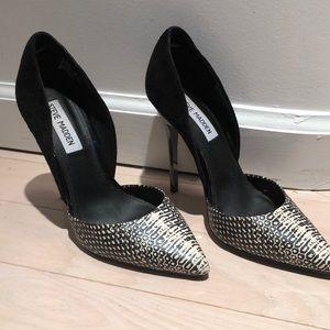 Steve Madden Varcityy Heels