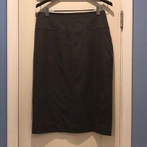 J. Crew directors cut pencil skirt.