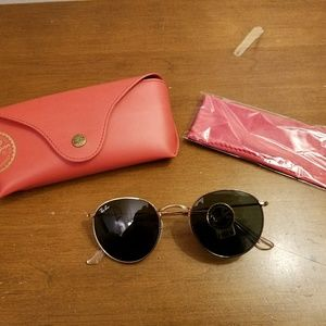 Ray-Ban Authentic Round 3447 Sunglasses