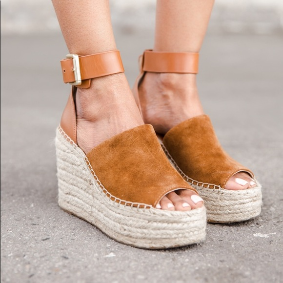 0df74934e8f Marc Fisher LTD - Adalyn Espadrille Wedges