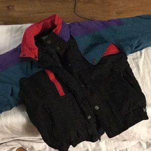 Vintage Ice Cube SKIWEAR Mens winter jacket   Sz M