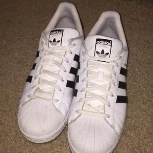 Size 13 Adidas Superstar
