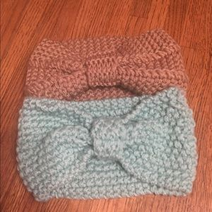 2 for 1 Sale Wool Blend Knitted Winter Headband