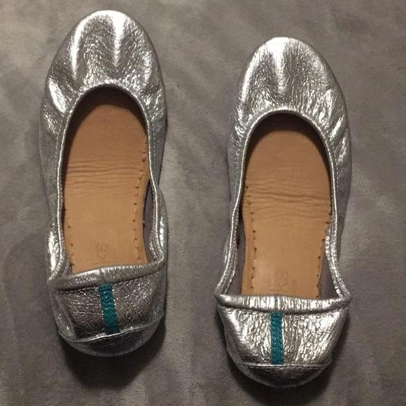 Tieks Shoes | New Tieks In Silver