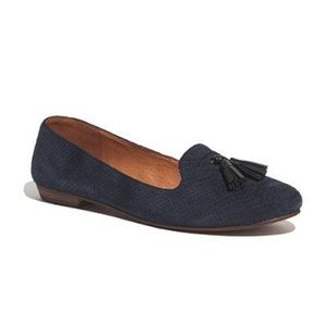 Madewell tassel Loafers Sz 8 shoes