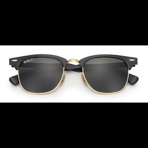 Ray Ban's Clubmaster