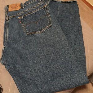 Levi's Button Fly Men's Jeans