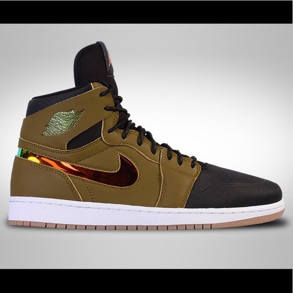 best website 26c83 97730 AJ1 NIKE AIR JORDAN 1 Retro High Nouveau Militia