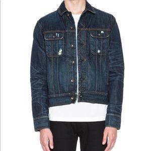 Rag & Bone Perfect Wash Denim Jacket