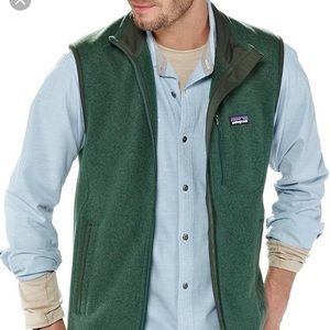 """Men's Patagonia """"Better Sweater"""" Vest Medium"""