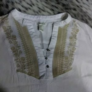 Forever 21 rayon top sz s