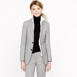 J. Crew Collection Ludlow Blazer in Houndstooth