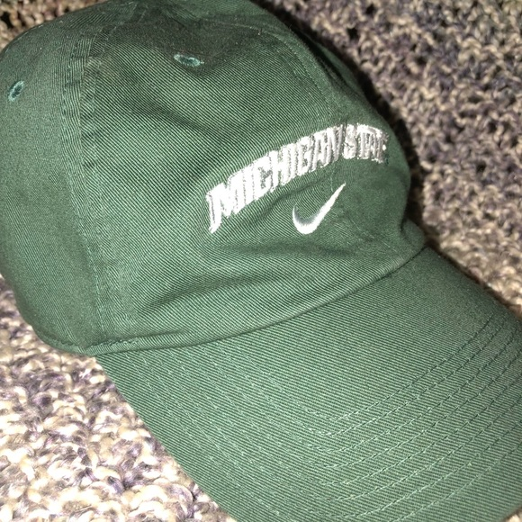 outlet store f45d8 15f1d usa michigan state nike hat 9d4d8 55345