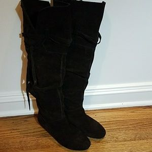 Abrel 1 Boots by Nine West