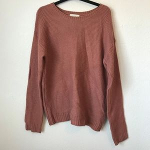 Forever 21 Plus Size Chunky Sweater
