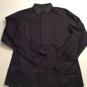 Men's Diesel Black Gold Black Shirt