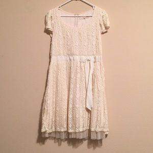 Breathtaking lace dress