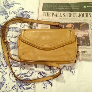 Mini Tan Cross Body Tignanello Bag