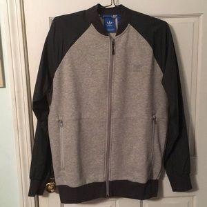 Men's Adidas Bomber Jacket Size L NWT