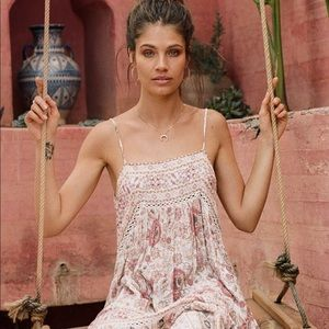 zahara midi dress spell & Gypsy