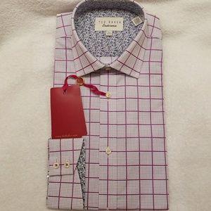 Men's NWT Ted Baker dress shirt ... 15.5 2/3