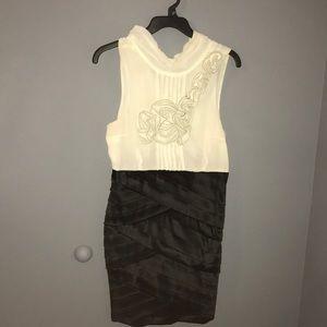 Ruffled top dress