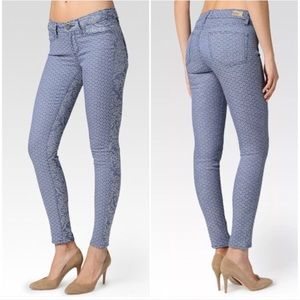 Paige Denim Emily Ultra Skinny in 'Art Deco'