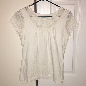 Charter Club Lace blouse