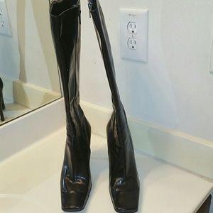 "Nine West Boots 3 1/2"""