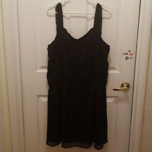 Women's Thin Strapped Dress