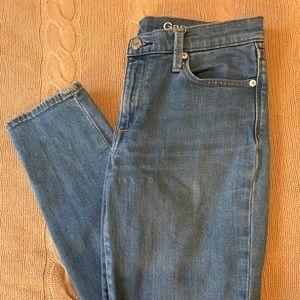 Gap 1969 Blue Skinny Jeans