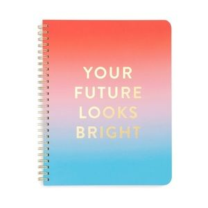 """NWT Notebook """"Your Future Looks Bright"""""""