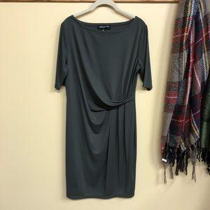 Jones New York Olive Dress