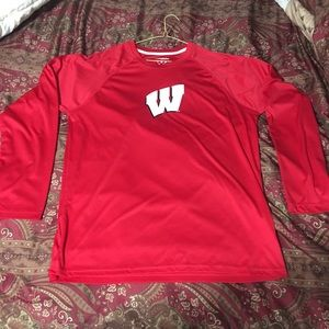 Wisconsin badgers long sleeve
