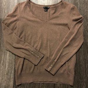 H&M Basics V-Neck Sweater