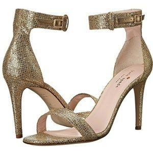 New! Kate Spade Isa Ankle Strap Heels Size8M