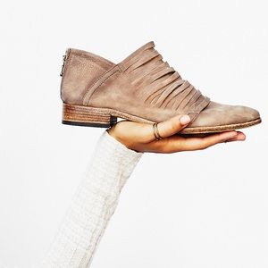Free People // Lost Valley Ankle Boot