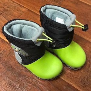 Crocs toddler boots