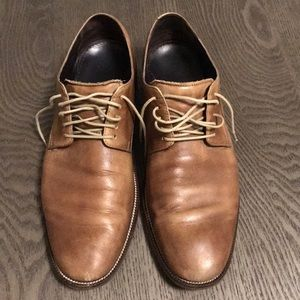 Cole Haan Brown Oxford Shoes - Size 10.5