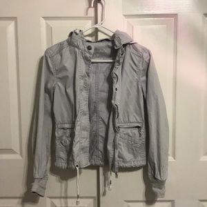 FINAL PRICE DROP Blue Gray Jacket