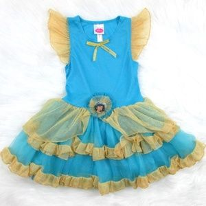 Disney Princess Jasmine Tutu Dress