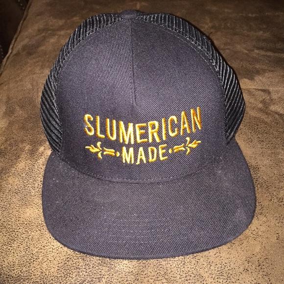 Accessories Yelawolf Slumerican Made Tour Hat Poshmark
