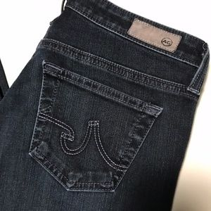 "AG Jeans ""the legging ankle"" dark wash sz 25R"