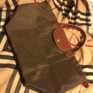 Longchamp le pliage type medium tote
