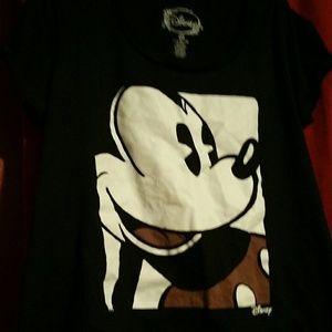Torrid Disney Mickey Top