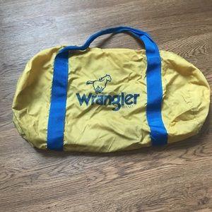 Wrangler Gym Bag